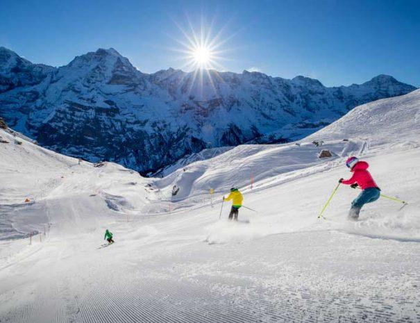 Jungfrau-ski-region-Switzerland